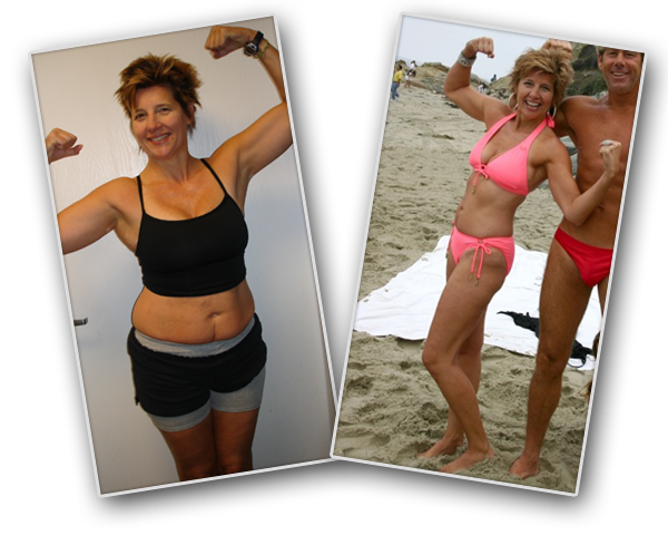personal training before and after
